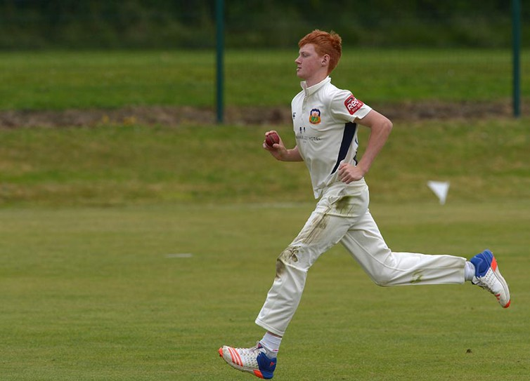 Aaron Cawley named in Irish U19 training squad