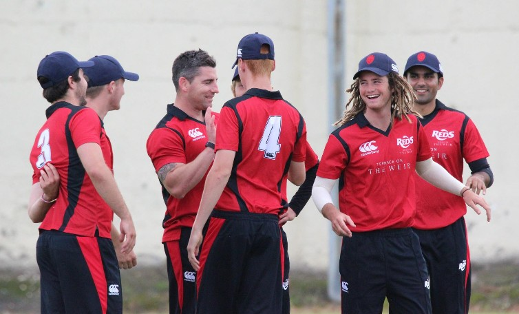 Munster Reds continue T20 preparations