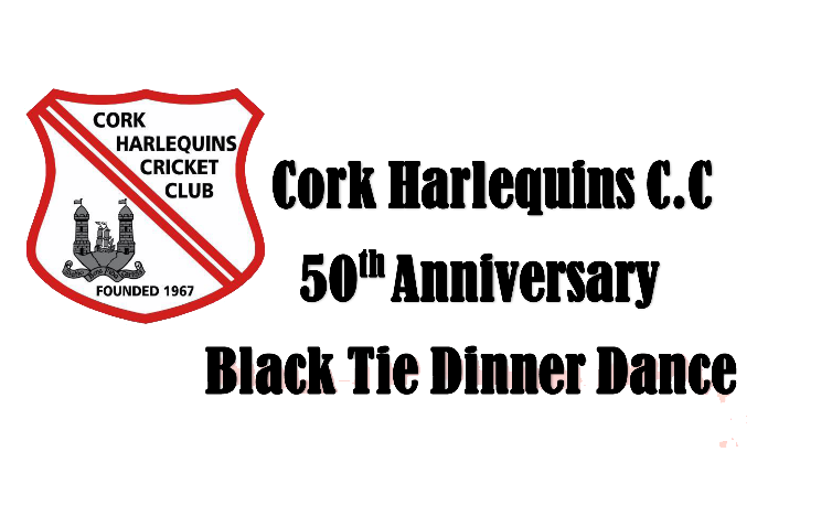 Cork Harlequins 50th Anniversary Dinner Dance