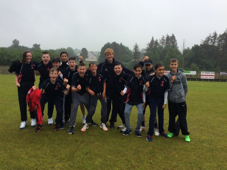 Munster U13's defeat Leinster in a bowl-out