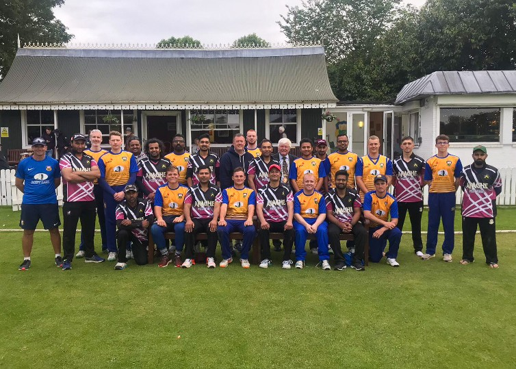County clinch 4th consecutive Senior T20 title