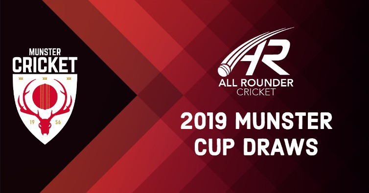 2019 All Rounder Cricket Cup Draws