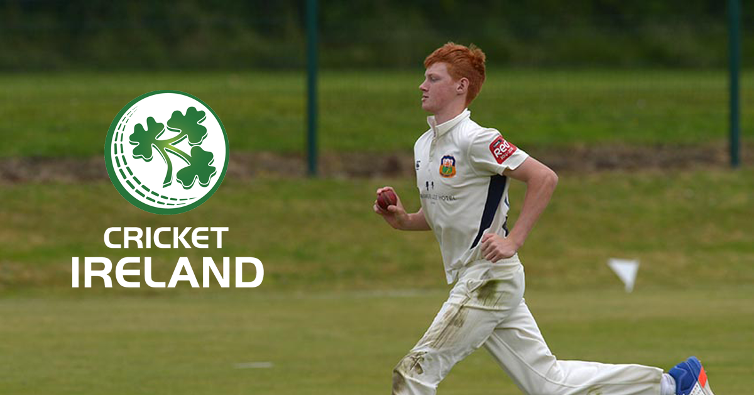 Cawley in Ireland squad for U19 World Cup Qualifiers