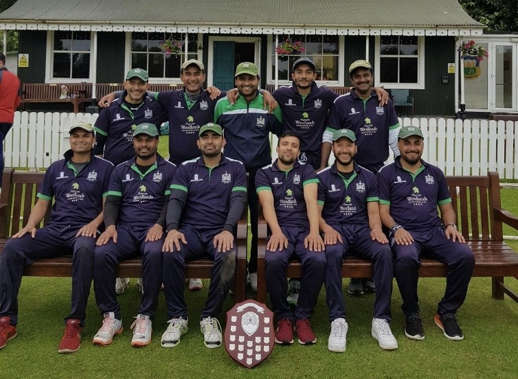 Limerick crowned Junior T20 Champions