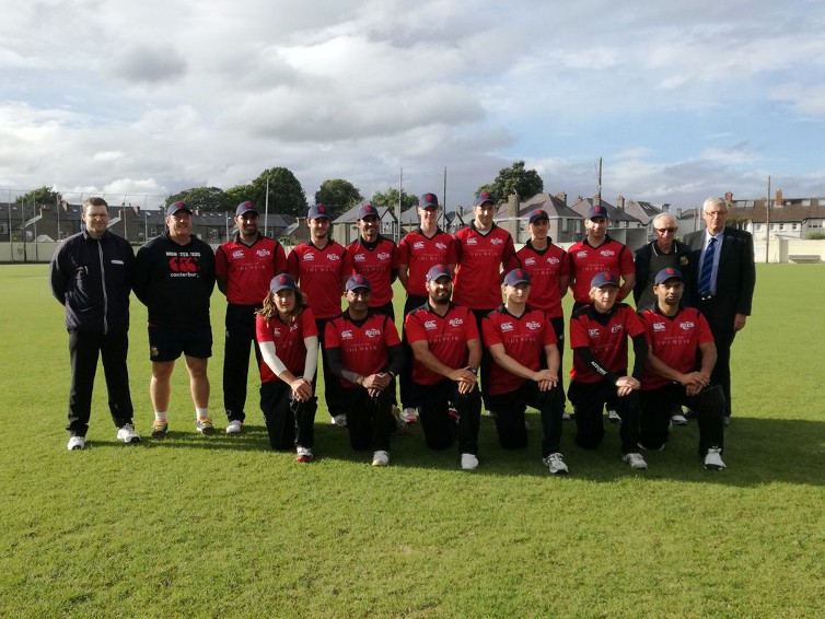 Reds complete T20 double over Northern Knights XI
