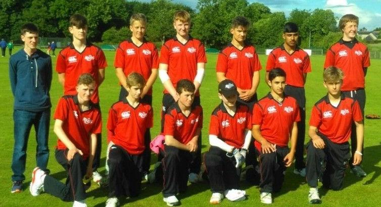 4 Munstermen in Southern XI U15