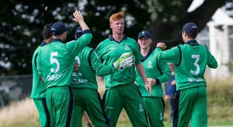 Aaron Cawley included in Irish U19 World Cup squad