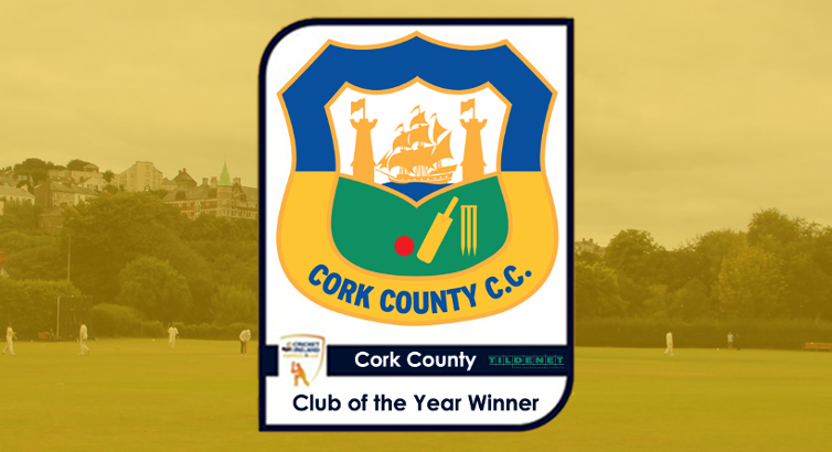 Cork County are 2016 Tildenet Club of the Year
