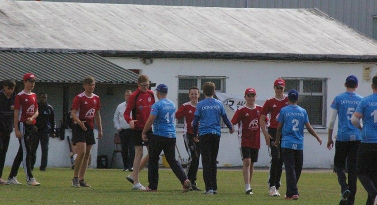 Mixed Fortunes for Munster U15s