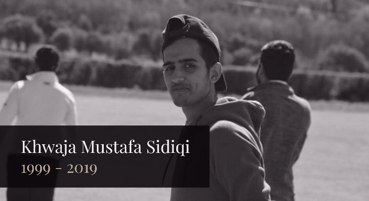 Tribute to Mustafa Sidiqi