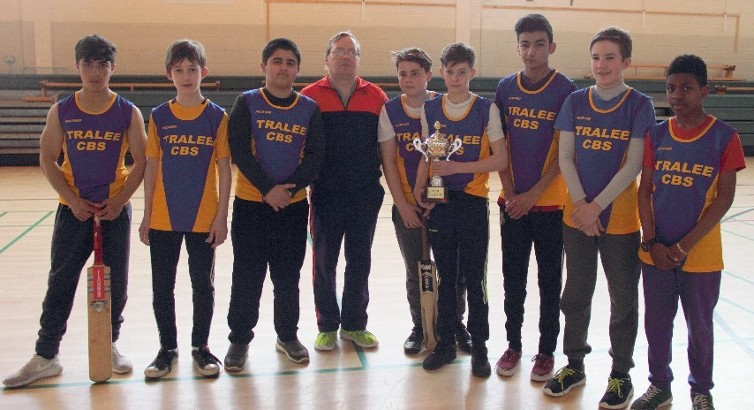 Tralee CBS retain Kerry Schools Cricket Cup title