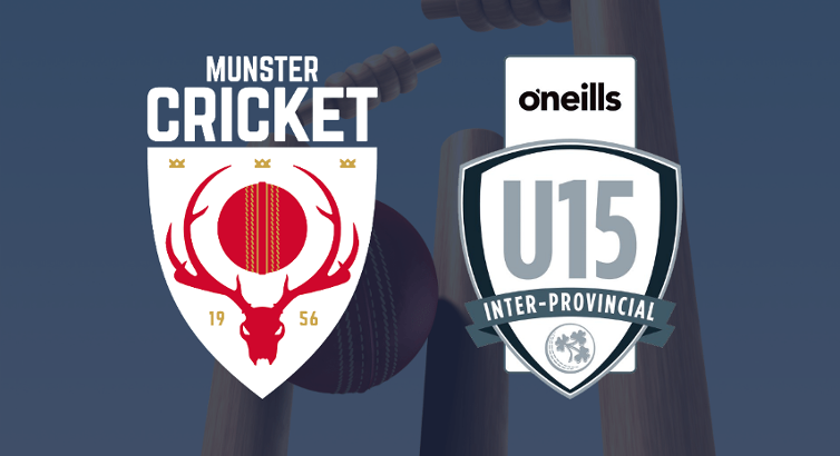 Munster U15 squad announced for Interprovincial series