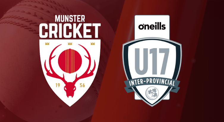 Munster U17 squad announced for Interprovincial series