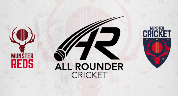 Munster Cricket Announce Partnership with All Rounder