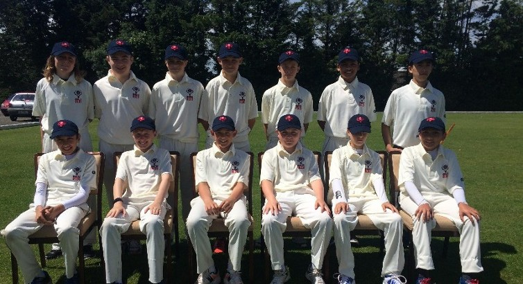 Munster Cricket U13 Training Squad